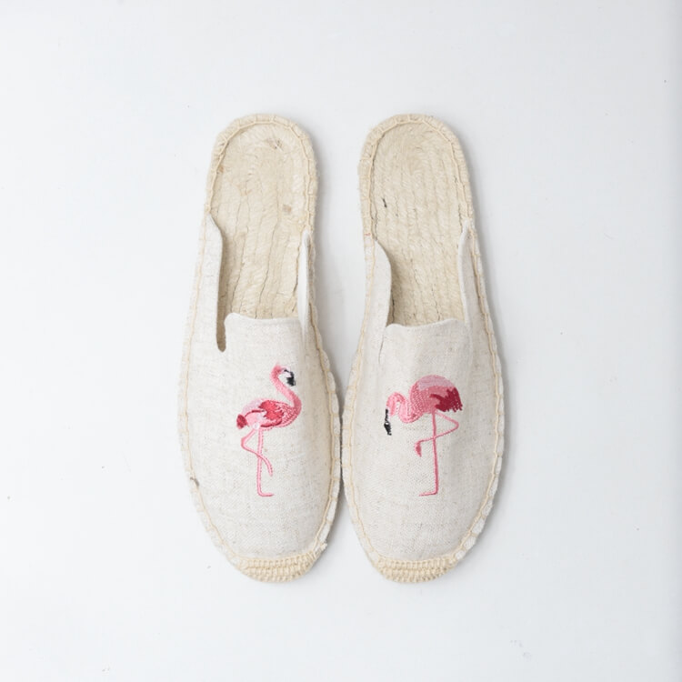 woman espadrilles loafers