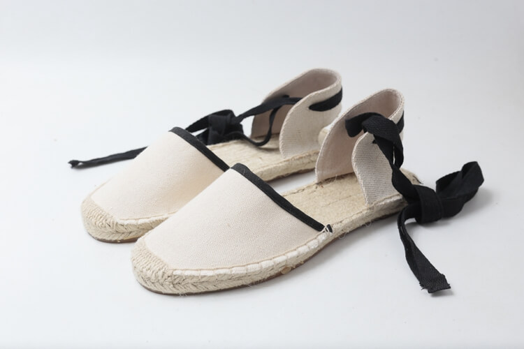 c9ee652155f250 woman canvas espadrille sandals manufacturer and factory