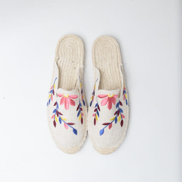 woman espadrilles slipper
